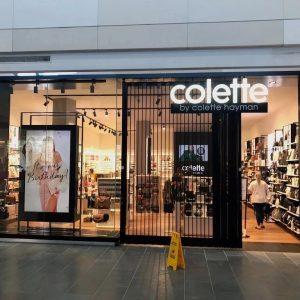 Collette - Cooper Commercial Retail Shop Fit Out 2