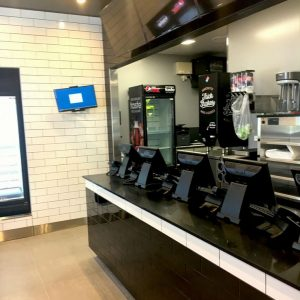 dominos hospitality fit out cooper commercial hospitality fit outs